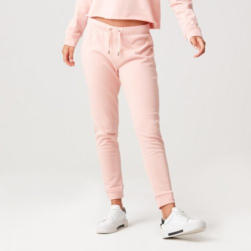 Luxe Lounge Joggers - Blush - L