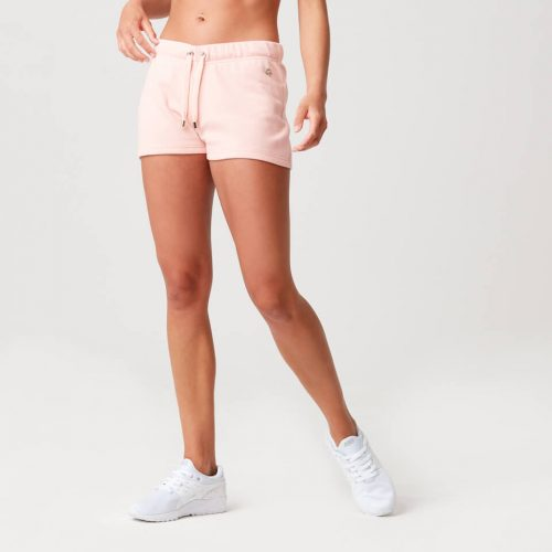 Luxe Lounge Shorts - Blush - L