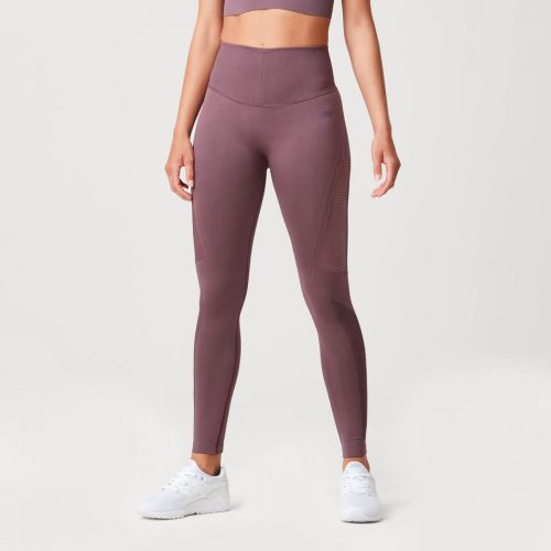 Luxe Seamless Leggings - Mauve - XS
