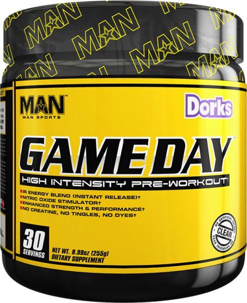 MAN Sports Game Day - 30 Servings Dorks