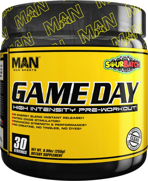MAN Sports Game Day - 30 Servings Sour Batch