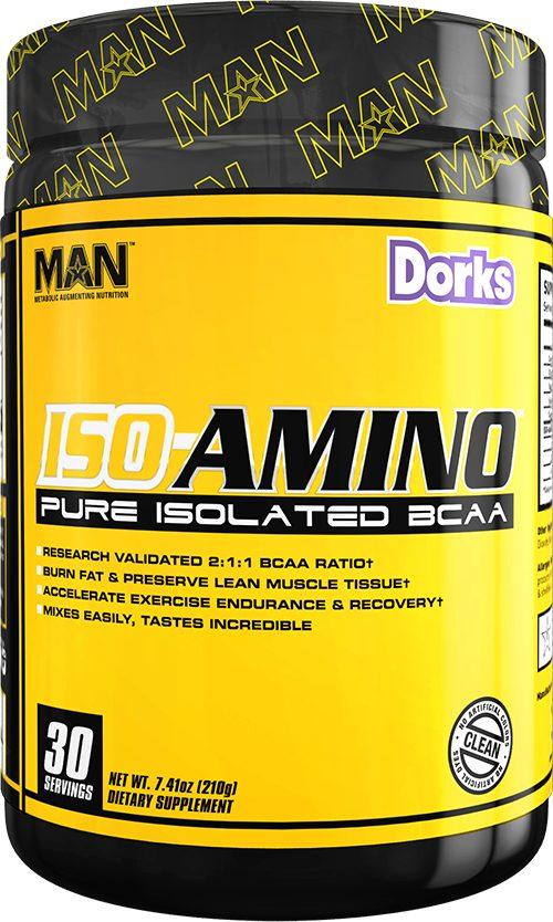 MAN Sports ISO-Amino - 30 Servings Dorks