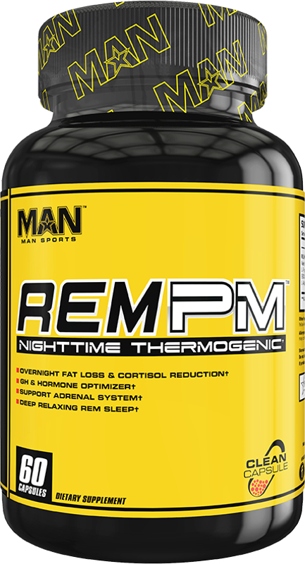 MAN Sports REM-P.M. - 60 Capsules