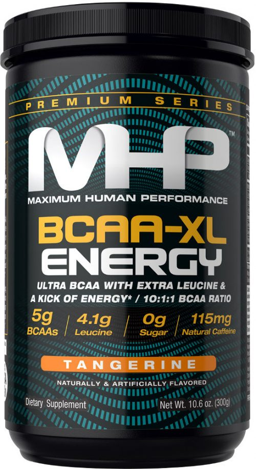 MHP BCAA-XL Energy - 30 Servings Tangerine