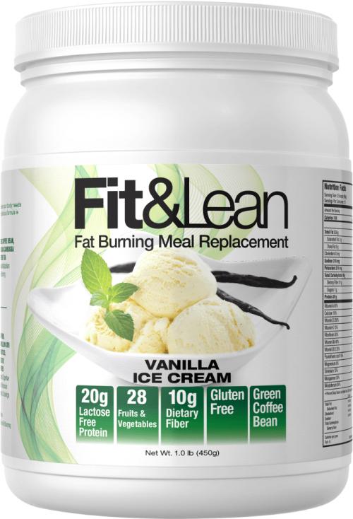 MHP Fit & Lean - 1lb Vanilla