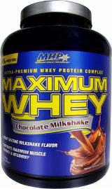 MHP Maximum Whey - 5lbs Vanilla Milkshake