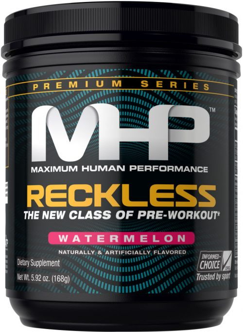 MHP Reckless - 30 Servings Watermelon