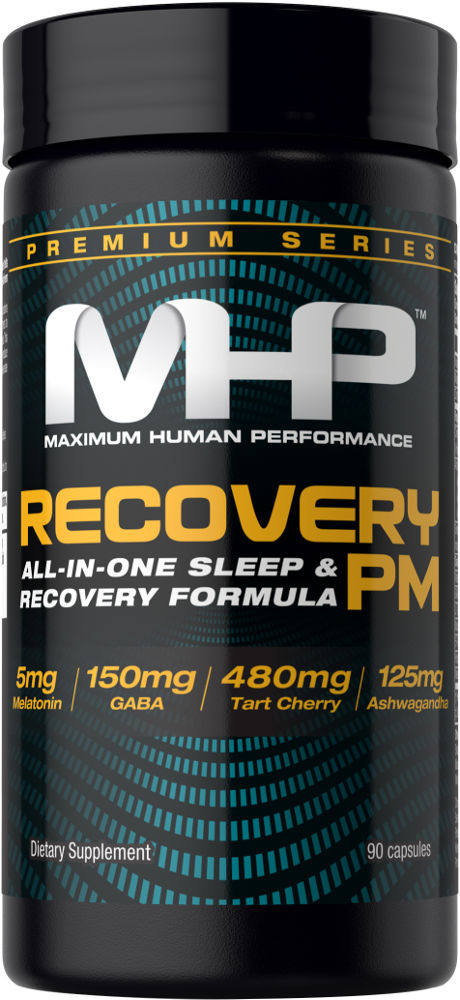 MHP Recovery PM - 90 Capsules