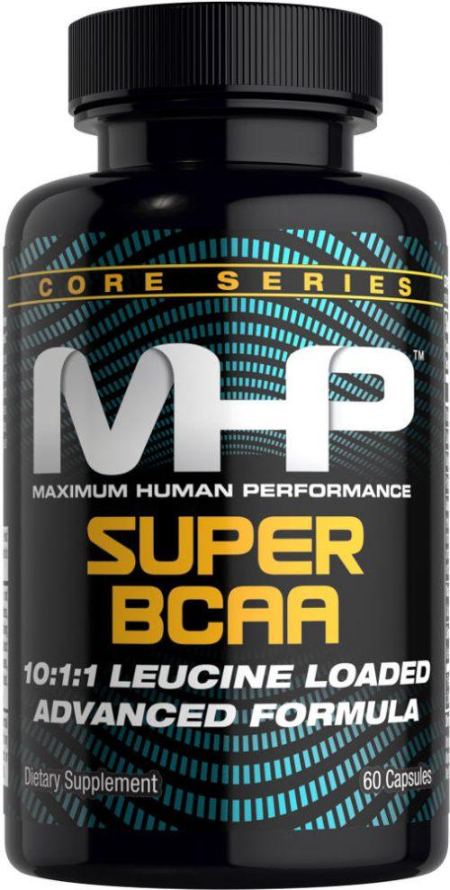 MHP Super BCAA - 60 Capsules
