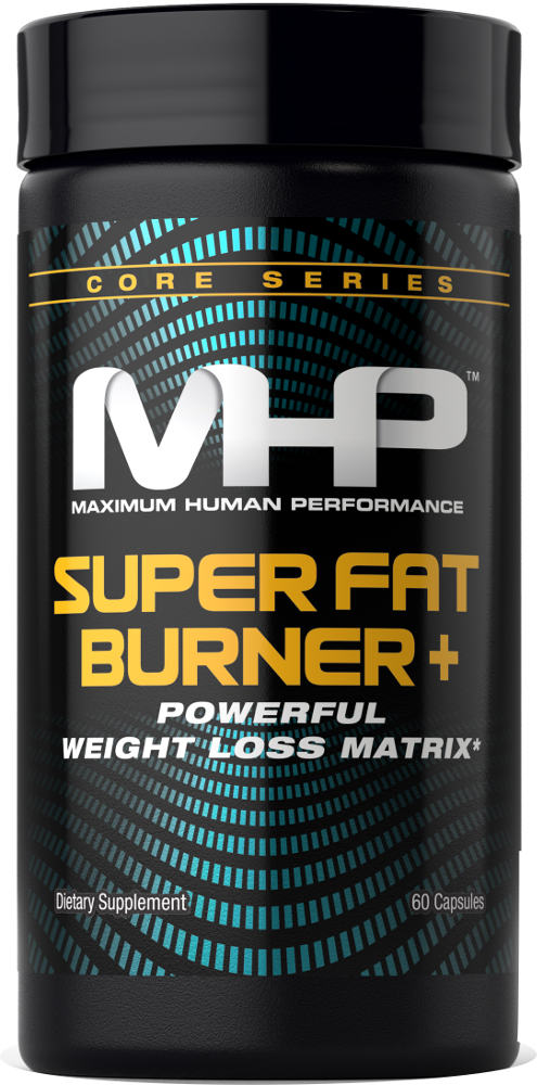 MHP Super Fat Burner + - 60 Capsules