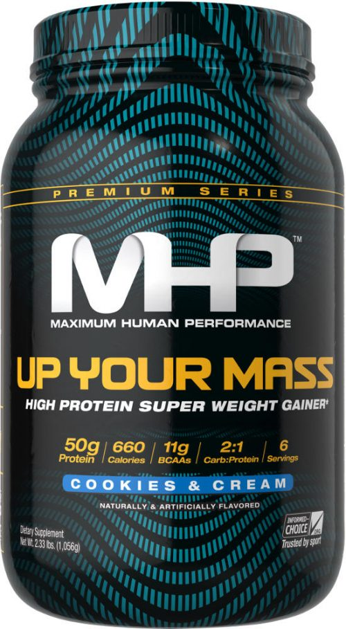 MHP Up Your Mass - 2lbs Cookies & Cream