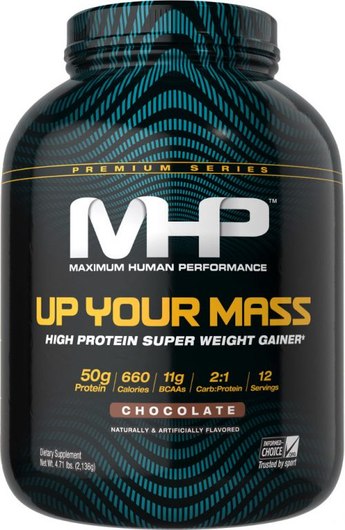 MHP Up Your Mass - 5lbs Chocolate
