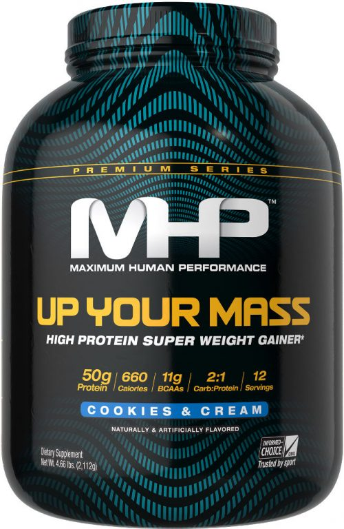 MHP Up Your Mass - 5lbs Cookies & Cream