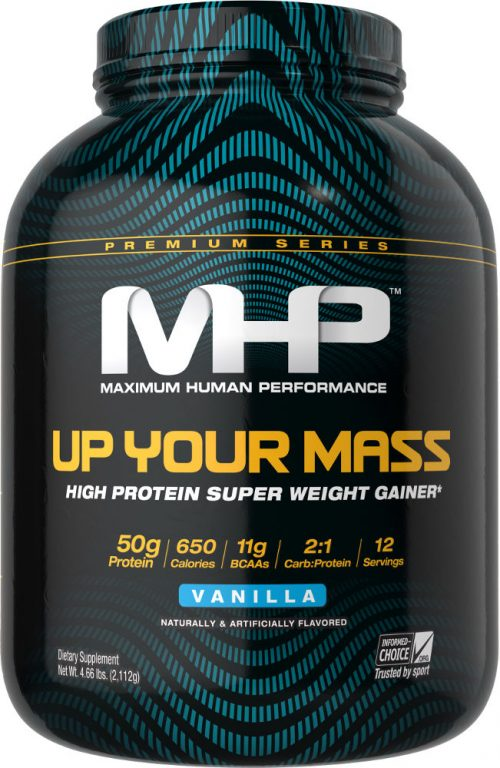 MHP Up Your Mass - 5lbs Vanilla