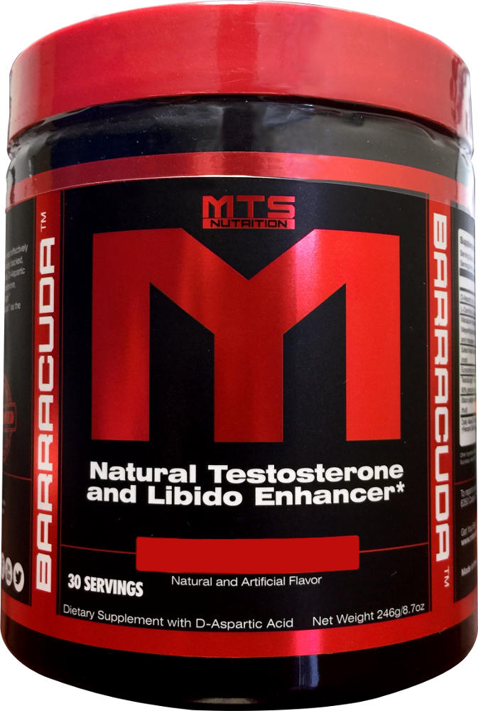 MTS Nutrition Barracuda - 30 Servings Mango