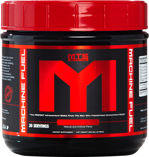 MTS Nutrition Machine Fuel - 30 Servings Grape