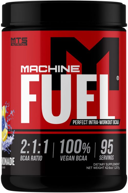MTS Nutrition Machine Fuel - 95 Servings Mixed Berry