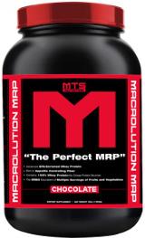 MTS Nutrition Macrolution MRP - 2lbs Chocolate