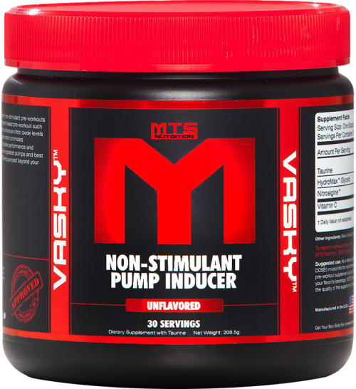 MTS Nutrition Vasky - 30 Servings Unflavored