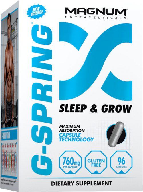Magnum Nutraceuticals G-Spring - 96 Capsules
