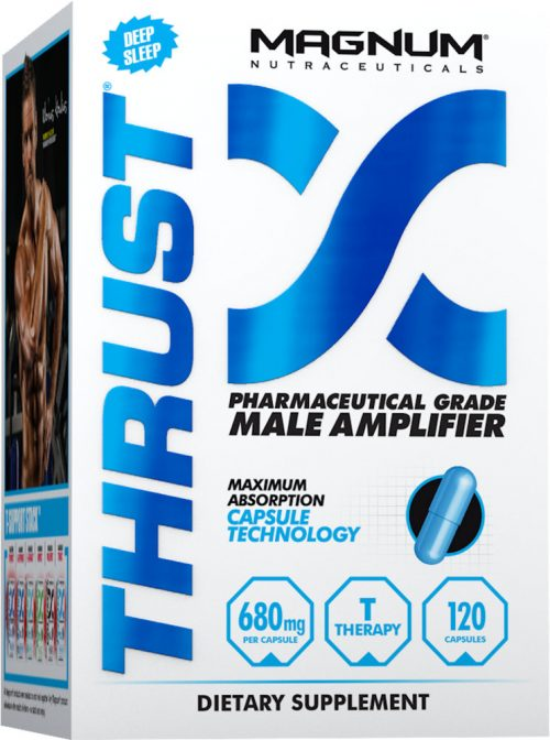 Magnum Nutraceuticals Thrust - 120 Capsules