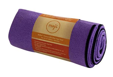 Maji NoSkid Yoga Mat Towel