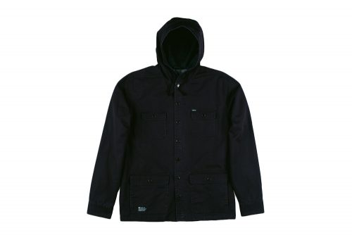 Matix Konner Hood - Men's - navy, small