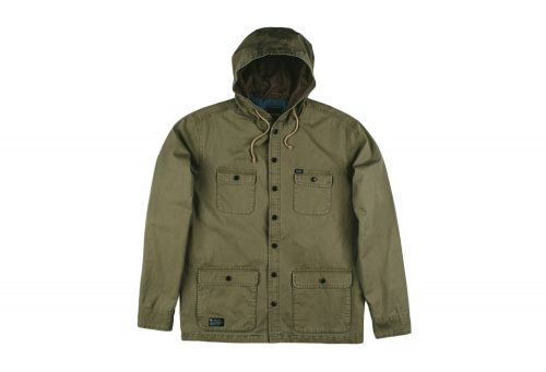 Matix Konner Hood - Men's - rubble, small