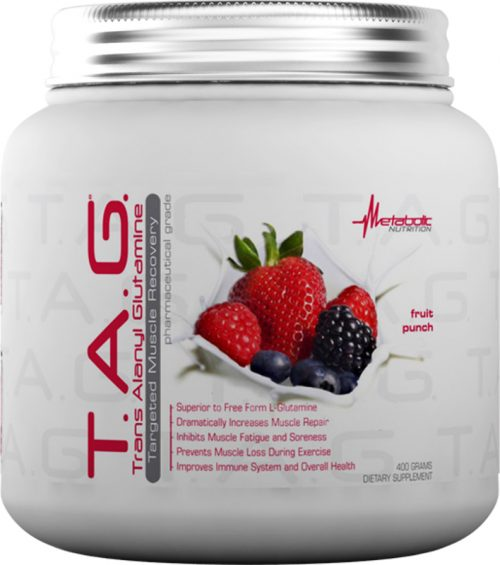 Metabolic Nutrition T.A.G. - 400g Fruit Punch