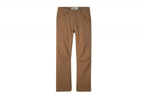 Mountain Khakis Camber 106 Pant (Classic Fit) - Men's - tobacco, 31