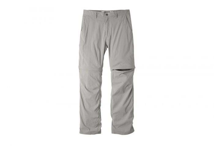 Mountain Khakis Equatorial Stretch Convertible Pant (Relaxed Fit) - Men's - willow, 30