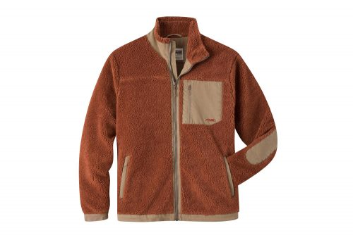 Mountain Khakis Fourteener Fleece Jacket - Men's - brick, medium