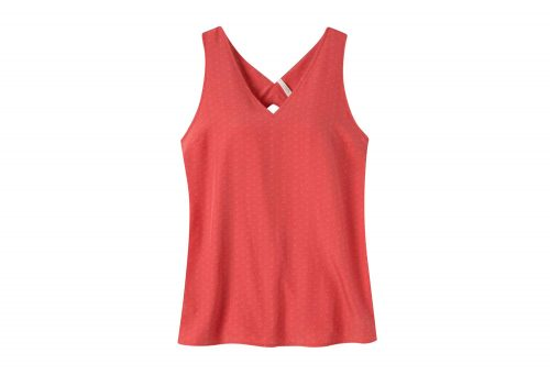 Mountain Khakis Hailey Tank - Women's - rojo, medium