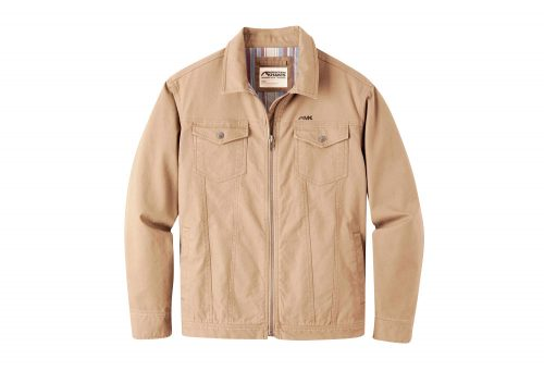 Mountain Khakis Mountain Trucker Jacket - Men's - yellowstone, large