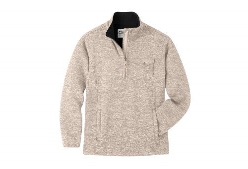 Mountain Khakis Old Faithful Quarter Zip - Men's - oatmeal, large