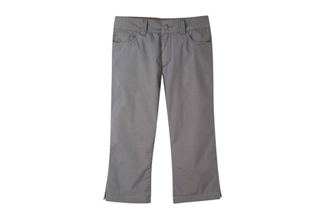 Mountain Khakis Poplin Capri Slim Fit - Women's