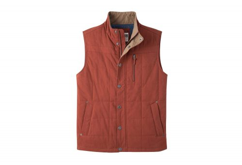 Mountain Khakis Swagger Vest - Men's - brick, large