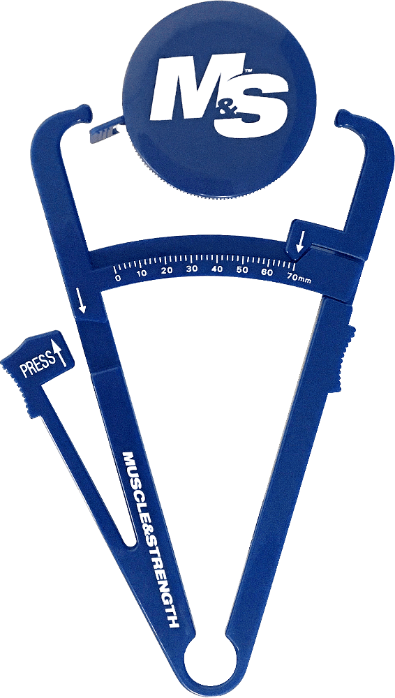 Muscle & Strength Accessories Full Body Measurement Kit - 1 Blue Kit