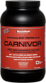 MuscleMeds Carnivor - 2lbs Chocolate