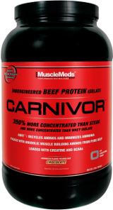 MuscleMeds Carnivor - 2lbs Peanut Butter