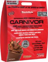 MuscleMeds Carnivor - 8lbs Vanilla Caramel