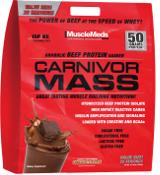 MuscleMeds Carnivor Mass - 10lbs Vanilla Caramel