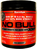 MuscleMeds N.O. Bull XMT - 20 Servings Lemon Ice