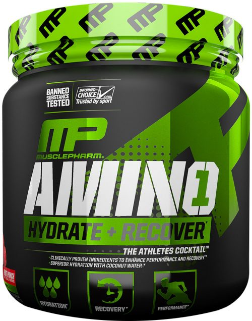 MusclePharm Amino1 - 30 Servings Cherry Limeade