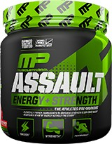 MusclePharm Assault - 30 Servings Watermelon