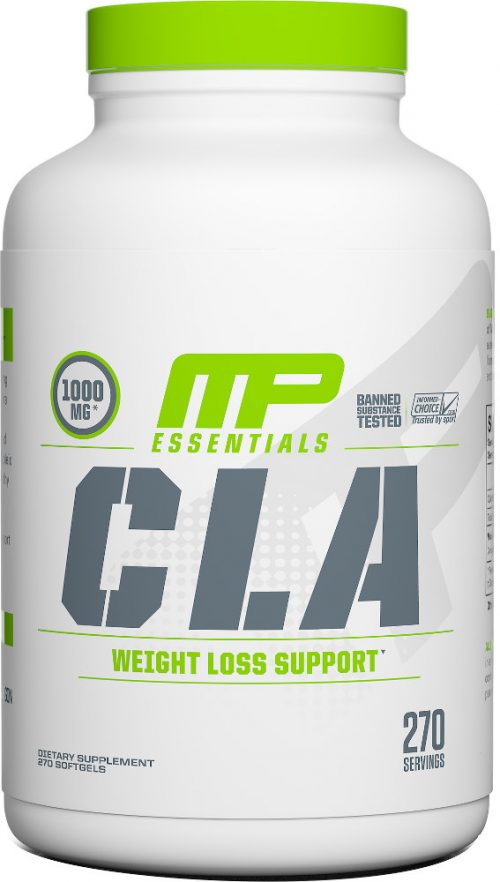 MusclePharm CLA - 270 Softgels