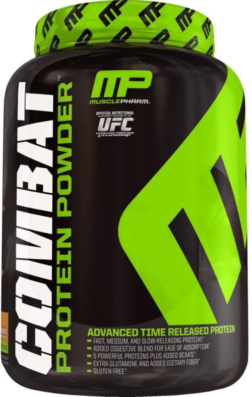 MusclePharm Combat Protein Powder - 2lbs Orange Creamsicle
