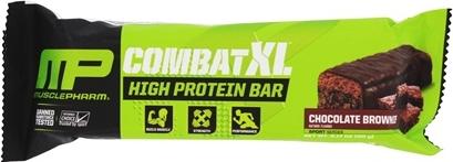 MusclePharm Combat XL Bars - 1 Bar Chocolate Brownie