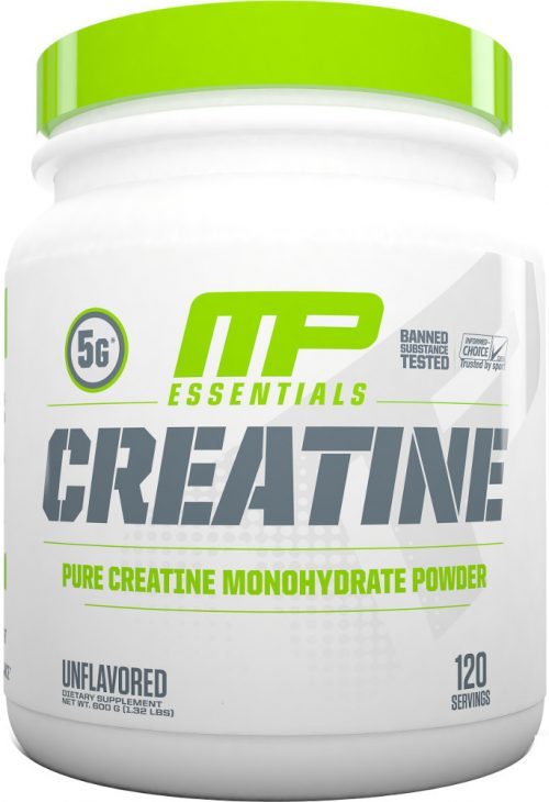 MusclePharm Creatine - 120 Servings
