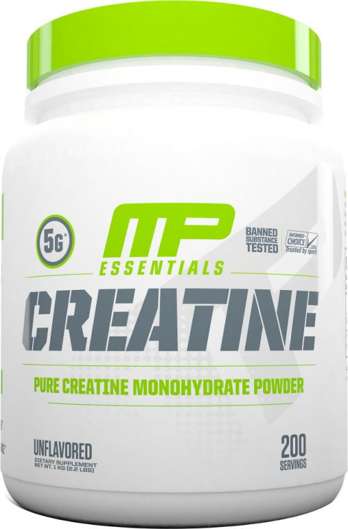 MusclePharm Creatine - 200 Servings